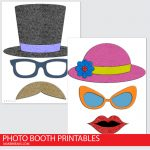 Free Male and Female Hats, Moustache etc Photo Props