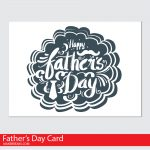 Free Printable Father's Day Card