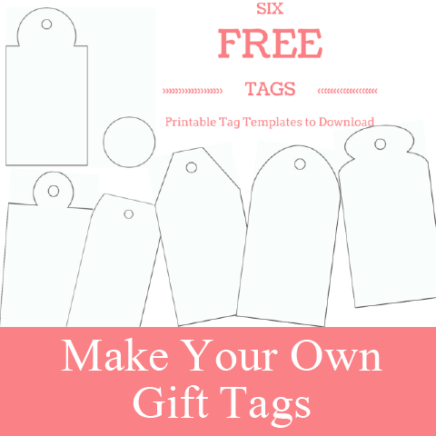 Free Printable Gift Tags - Make Breaks
