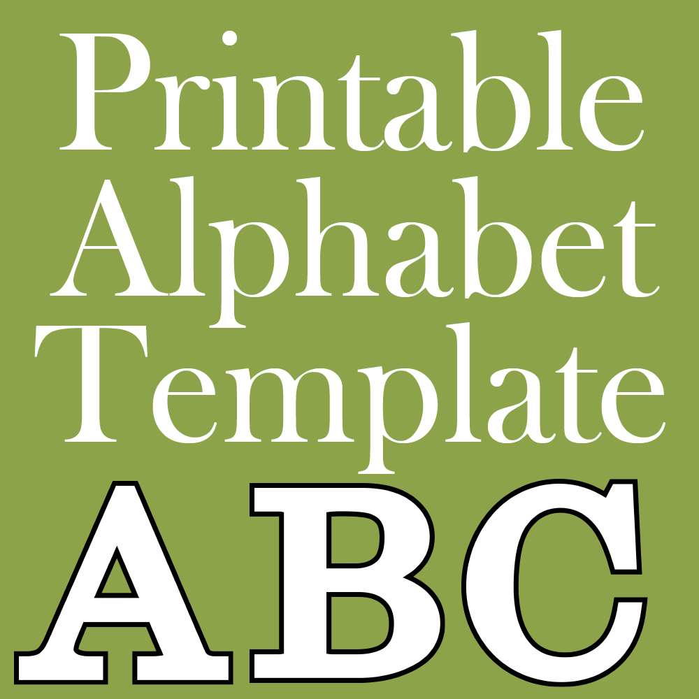 Free Alphabet Letter Templates to Print and Cut Out - Make ... on big block letter templates, color letter templates, country letter templates, business letter templates, alphabet letter templates, large letter templates, letter stencil templates, character letter templates, alpha letter templates, printable letter templates, number letter templates,