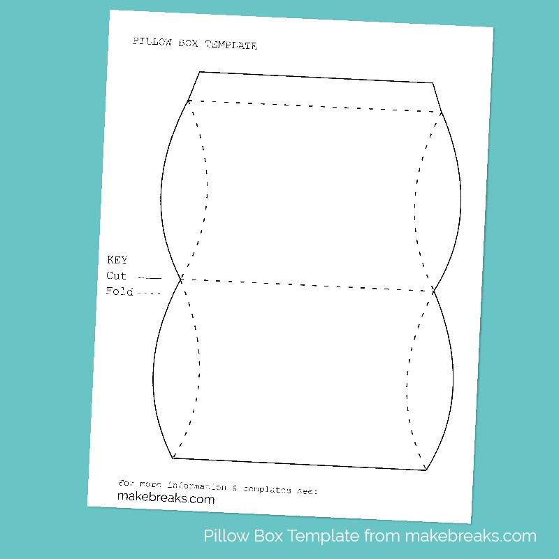 Gift Box and Gift Bag Templates Archives - Make Breaks