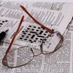 Craft Crossword Puzzle