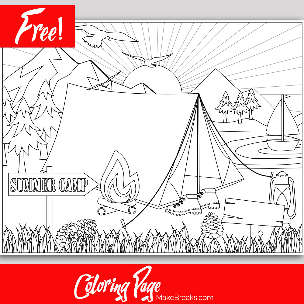 coloring pages archives make breaks